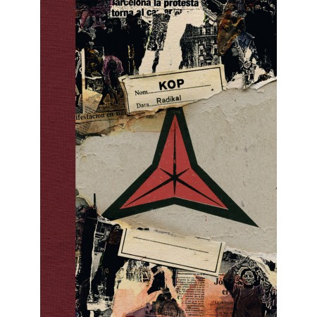 KOP - Radikal (2016) llibre doble CD