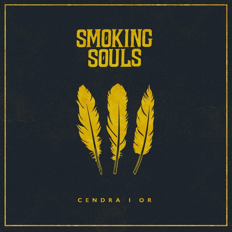 SMOKING SOULS - Cendra i or (2017) CD Digipack