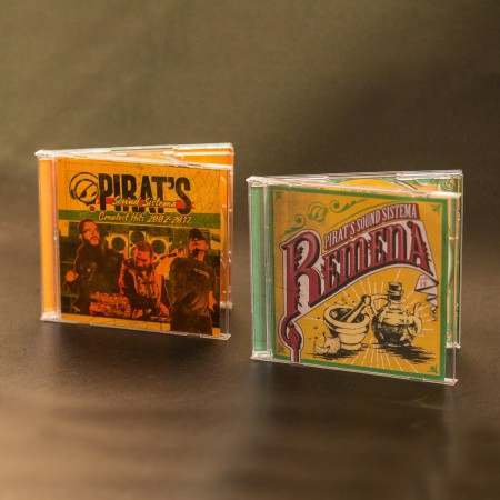 PACK 'SOY PIRATA TOTAL' de PIRAT'S SOUND SISTEMA