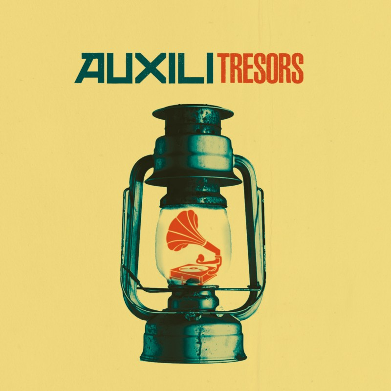 AUXILI - Tresots (2018) CD DIGIPACK