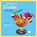 FERMIN MUGURUZA & THE CABRIANS - Welcome to Turistan (2018) VINILO 7""