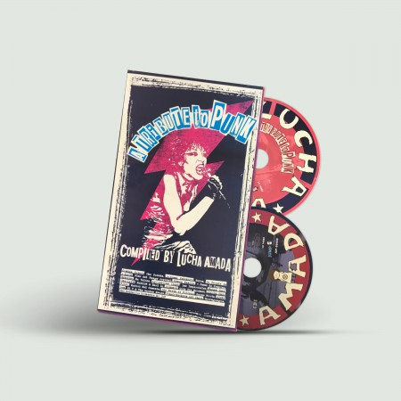 A TRIBUTE TO PUNK (Compiled by Lucha Amada) 2 CD Digipack