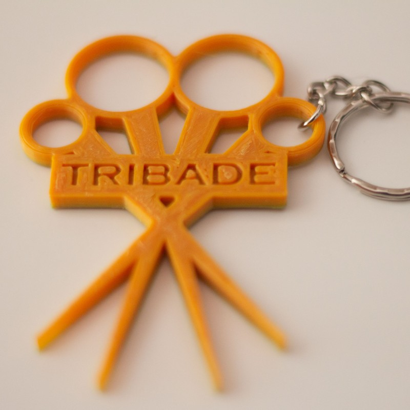 TRIBADE - Clauer