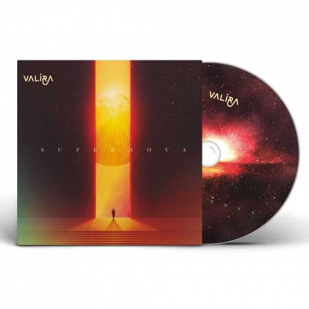 VALIRA - Supernova (2021) CD FIRMADO