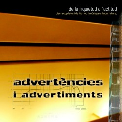 ADVERTÈNCIES I ADVERTIMENTS - Diversos autors (2001) CD