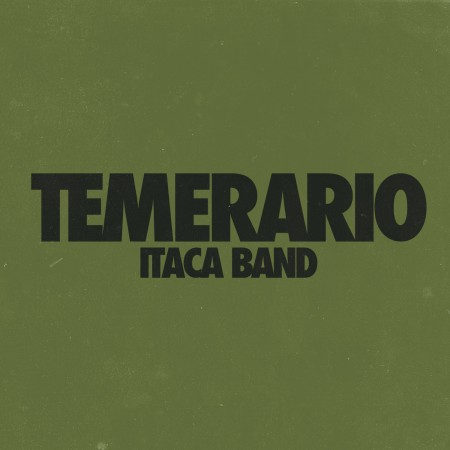 ITACA BAND - Temerario (2015) CD-DIGIPACK